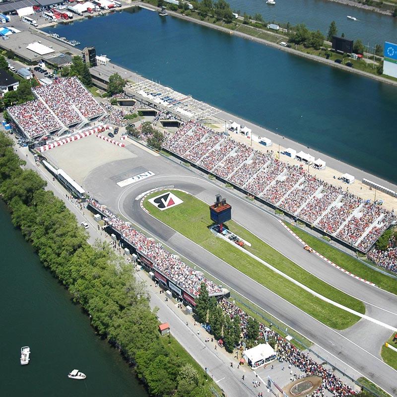 Circuito Gilles Villeneuve : Circuit gilles villeneuve parc jean drapeau