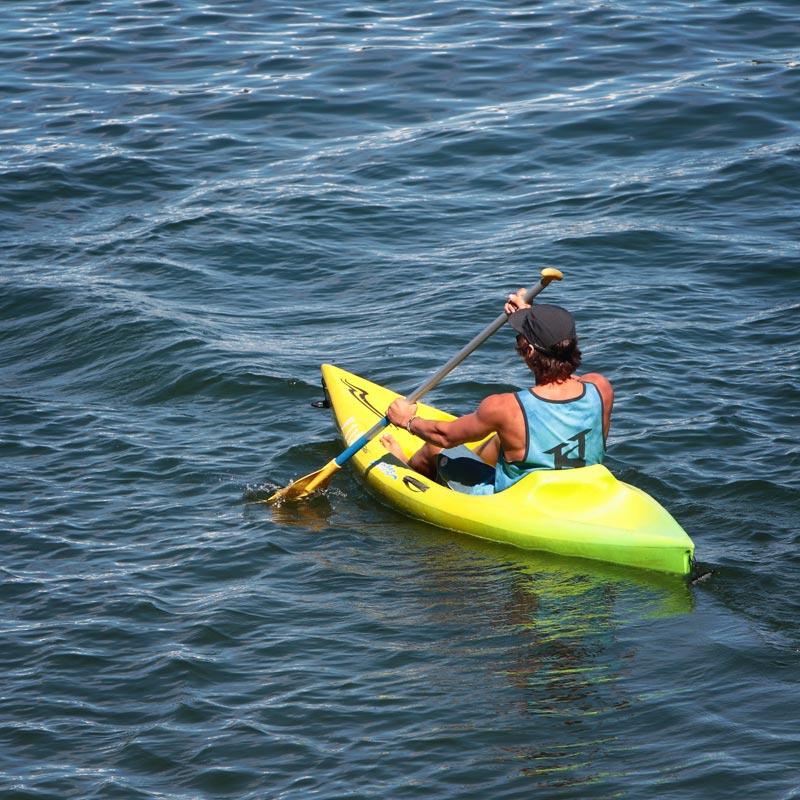 Canoes, kayaks & pedal boats - Parc Jean-Drapeau