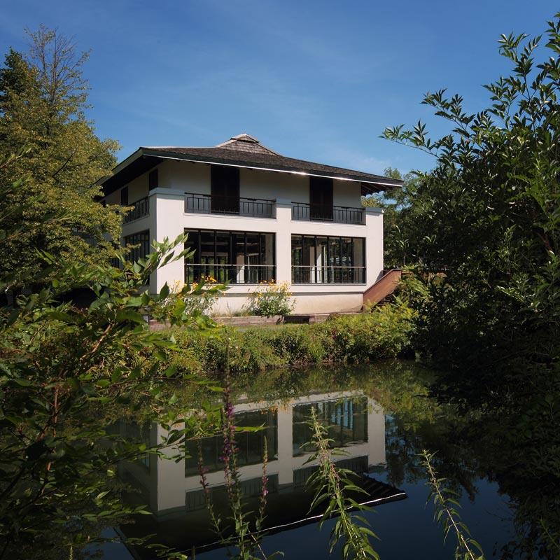Pavillon de la Jamaïque - Parc Jean-Drapeau