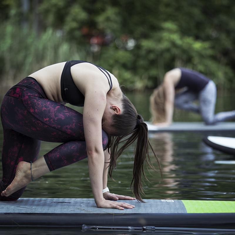 Sup Cours Yoga Et Fitness Parc Jean Drapeau