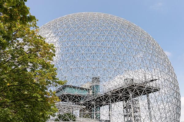 Biosph 232 Re Environment Museum Parc Jean Drapeau